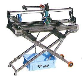 石材 切断 機 マックス Max5-X800 125mmダイヤ刃タイプ 36kg 石井超硬工具製作所 カネミツ 代引不可 個人宅配送不可