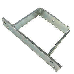 【10個入】座付き 貫抜 通し用 90角用 角材 施錠 冬囲金具 固定可 アミD