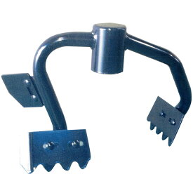 カネミツ モルタルミキサー用変換羽根セット 3.5型底角用 栄和機械工業製ミキサーにも カネミツ 代引不可