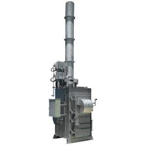 焼却炉 耐火材式 廃プラ対応 SPR-500J 大型投入口タイプ 消煙 集塵機能 運賃取付費込価格 届け出不要 税制優遇適用可能 DAITO 金T 代引不可 個人宅配送不可