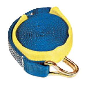 ベルト荷締機用交換部品・先端金具 38AJ 調節側ベルト(先端 Jフック ) 適用ベルト巾 38 mm フック スリーエッチ HHH H