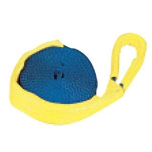 ベルト荷締機用交換部品・先端金具 38AP 調節側ベルト(先端ループ) 適用ベルト巾 38 mm スリーエッチ HHH H