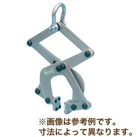 クランプ パレットプーラー PP2ton A(max) 335 mm B(min) 240 mm B(min) 370 mm 木製パレットを引き出すクランプ スリーエッチ HHH H