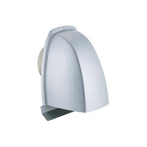 【8個】 換気口 強制給排気口部品 外壁換気口 ステンレス製 UA深型フード付キャップ 溶接組立式 UK-UAEV150S-MG メタリックグレー 宇佐美工業 アミD