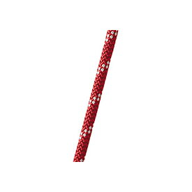 トイフェルベルガー KM3 スタティックロープ 11mm レッド 200m NFPA1983基準認定品 引張強度36kN 3301-14-00660 ハイアクセス 高所作業 TOWA 代引不可