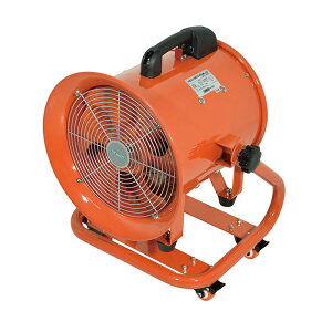 送風機 ダイナミックファン 羽径300mm 作業現場の熱気・ガス・ホコリを強制換気 屋内型 作業用照明 DF-300CA 日動工業 代引不可