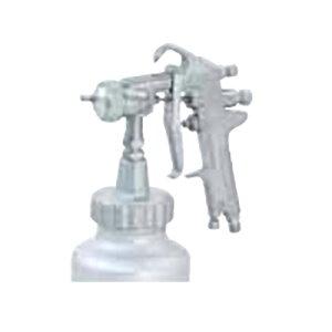 スプレーガン 加圧式 CREAMY97Z-25 ノズル口径 2.5mm 取付ネジ 特殊 カップ別売 近畿製作所 カSD