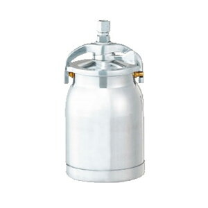 塗料カップ 吸上式スクリュー型(クランプ式) 1000cc KS-10-2CX 塗料口取付ネジ G1/4 近畿製作所 カSD