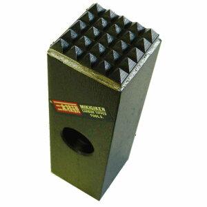 石材加工具 角 ビシャン 片刃 超硬 C-59 64刃 ヘッドのみ 332 石材 の切り割り 荒形状 造り ブロック 高圧焼結 三木技研 三富D