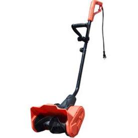 【代引不可】電動除雪スコップ KT1020-R 新雪 ざらめ雪の簡易的な除雪機として 和C