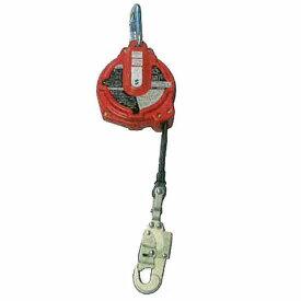 転落防止 スターブロック ST-6H 使用荷重 30-120kg 親綱 命綱 2階建用安全ブロック エバー商会 コT 代引不可