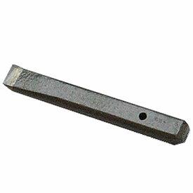 石材加工具 鉄平 石 タガネ 超硬 C-45 片刃 18mm 290 石材 の切り割り 荒形状 造り ブロック 高圧焼結 三木技研 三富D