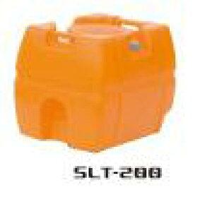 貯水 タンク スイコー スーパー ローリータンク SLT-200L 耐衝撃 耐久 散水 防除 作業用水 農業 工業 シバ 代引不可 個人宅配送不可