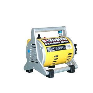 電動噴霧器 ガーデンスプレーヤー MS-252C 250W ノズル長さ 54cm ショートノズル仕様 重量9.5kg 工進 KOSHIN 消毒 除草 散布 シB 代引不可