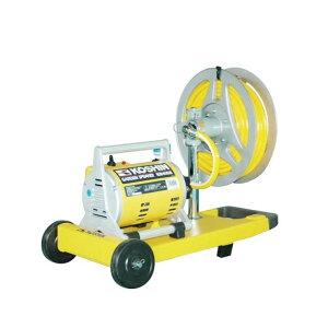 電動噴霧器 ガーデンスプレーヤー MS-252R 250W ノズル長さ54cm リール付 重量15.5kg 工進 KOSHIN 消毒 除草 散布 シB 代引不可