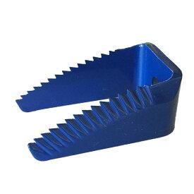 国産 クボタ コンバイン用 ワラ切刃 デラックス 鋸目(ER兼用) ブルーカッター 一つ穴 清製HPZZ