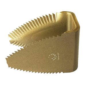 国産 スーパードラムカッター クボタ コンバイン用 ワラ切刃 両面刃 2つ穴 鋸目 清製HPZZ