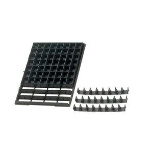 15個 カセット式育苗箱 シードルポット POT 80A みのる産業 カ施 代引不可