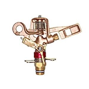 [個人宅配送不可] 高耐久 金属 (農業用) スプリンクラー 中型 (M1・M2) 30-PL4 口径 4.4 mm 3/4PT 10度 共立イリゲート 防J[代引不可]