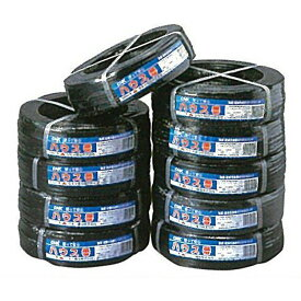 10個 タキイ ハウス番 黒 500m × 10mm 23本 × 2芯 ビニールハウス 用 バンド タ種 代引不可