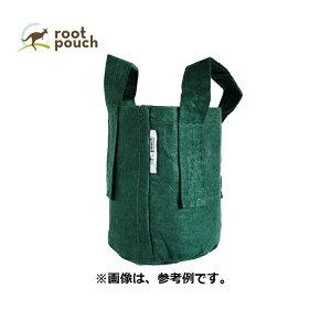 10個 ルーツポーチ Root Pouch #1 Forest 持手あり W15cm H19cm 約 3.8L 非生分解性タイプ 不織布 鉢 植木鉢 おしゃれ お洒落 オシャレ 三冨D