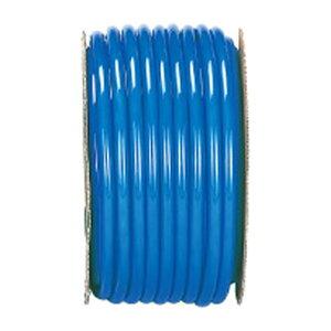 10m×45個 カラー ホース ブルー 内径 15mm ×外径 20mm 中部ビニール カ施 代引不可
