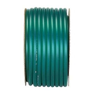 50m×7個 ハイトップ ホース グリーン 内径 15mm ×外径 20mm 中部ビニール カ施 代引不可