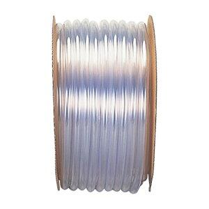 100m×10個 透明ビニール ホース 透明 内径 3mm ×外径 6mm 中部ビニール カ施 代引不可