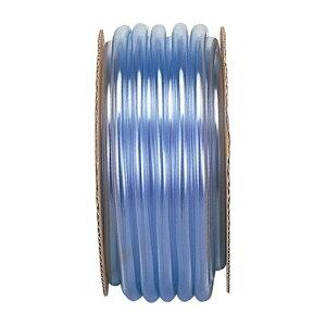25m×6個 耐寒透明 チューブ 透明 内径 7mm ×外径 10mm 中部ビニール カ施 代引不可