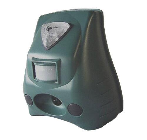 コンパル 犬・ネコ・鳥 防除器 赤外線センサー・LEDフラッシュ・アラームで防除 アサノヤ産業 PD