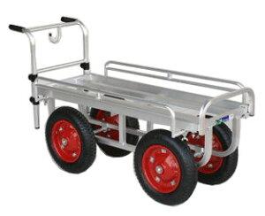 ハラックス 愛菜号 アルミ製 ハウスカー CH-1334 13×3タイヤ使用 防J 個人宅配送不可 代引不可