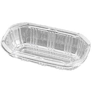 1200枚 FR-12 透明 214×1118×高48mm CP003726 A-PET 桃 梨 リンゴ ブドウ 柿 青果物容器 エフピコチューパ カ施 代引不可