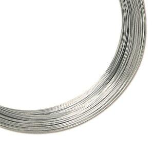 針金 ステンレス 線 (SUS304) 10kg ♯12 太さ 2.6mm × 230m ホームワイヤー 吉KD