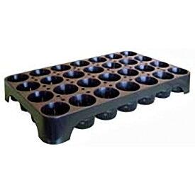 20枚 空中ポットレストレー 28穴 脚無 6.3cm 阪中緑化資材 タ種 代引不可