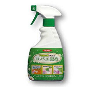 殺虫剤 イカリ消毒 ムシクリン コバエ用スプレー 400mL 福KD