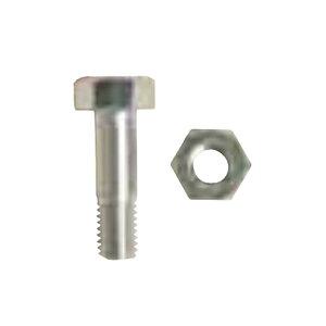 [ボルトセット] ハンマーナイフ モア刃 取付ボルト Uナット、35mmボルト [98090] アWNH