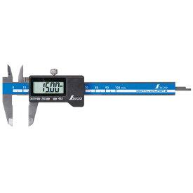 デジタルノギス ミニ2 100mm 19994 デジタル ノギス シンワ測定 シンワ H