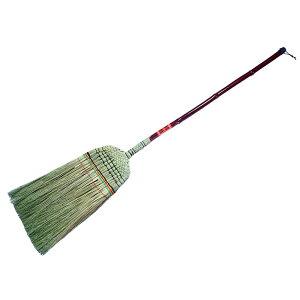 長柄 鶴亀 座敷ほうき 箒 ほうき 清掃 掃除 清掃用品 掃除用品 座敷 和室 フローリング 渋YD
