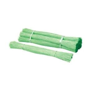 PP 花紐 グリーン 4000本 168-1304-0 紐 ひも ロープ 花材 花資材 フラワーアレンジメント 松K 代引不可