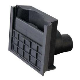 水番 スマートタイプ 黒( 田 田んぼ の 水位 調整 水門 、 水田 用 排水口 吸水口 取水栓 ) サンポリ DPZZ