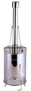 落ち葉 焼却炉 OED-80S アミD