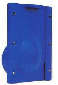 水口栓 75型 青 (水田用 給 排水口 水位 調整 ) VU75 塩ビパイプ に接続可能 田 田んぼ 水田 用 排水口 吸水口 取水栓 北ENDZ