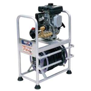 動力噴霧機 4サイクルエンジンセット動噴 GS17EBSR BIGM オK 代引不可