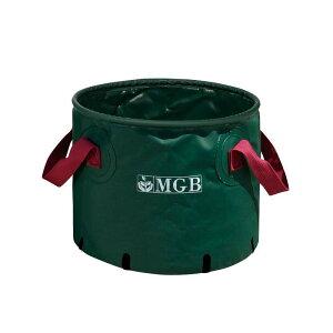 80個 #5501 マルチガーデンバック MGB モスグリーン 外径240mm 高さ200mm 緑 鉢 明和 明W 代引不可