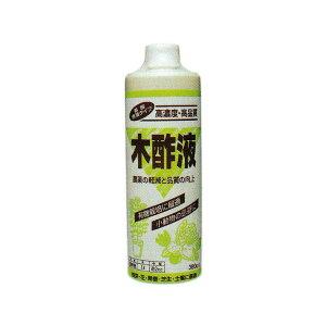 [30本] 蒸留木酢液 380cc アミノール化学 [植物と土壌の活性化] 有機栽培 活力液肥 液体肥料 液肥 タ種 代引不可