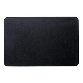 特殊抗菌エラストマーまな板 ブラック 370mm 240mm 4mm 日本製 職人 衛生 抗菌 熱湯消毒 軽量 丈夫 薄い 合成樹脂 作成 国産 アド 送料無料 代引不可