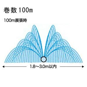 10個 灌水チューブ キリコ AIII型 100m 三菱ケミカルアグリドリーム 潅水 噴霧 根元散水 水やり 農業 畑 サT D dw