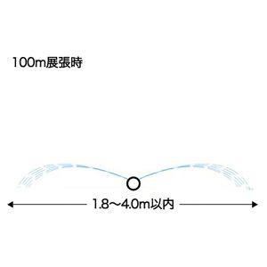5個 灌水チューブ キリコ マルチII型 200m 三菱ケミカルアグリドリーム 潅水 噴霧 根元散水 水やり 農業 畑 サT D dw