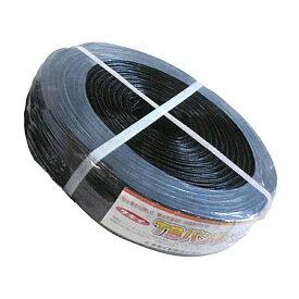 10個 タキイ TBバンド 黒 500m × 10mm 20本 × 2芯 ビニールハウス 用 バンド タ種 送料無料 代引不可