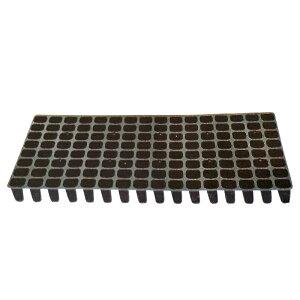 100枚 ヤンマートレイ 黒 30角 128穴 深さ45mm キャベツ はくさい ブロッコリー 全自動移植機 対応 ヤンマートレー タ種 送料無料 代引不可